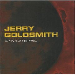 Álbum Jerry Goldsmith: 40 Years of Film Music