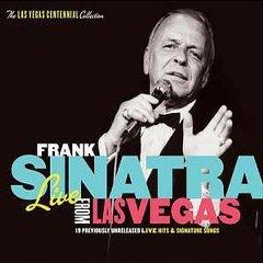 Álbum Live From Las Vegas
