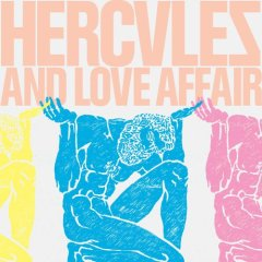 Álbum Hercules and Love Affair