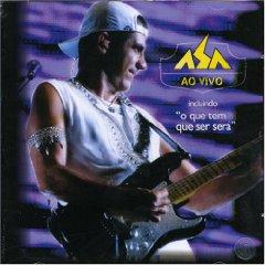 b23e27a894 Abalou  Álbum Asa de Aguia ao Vivo