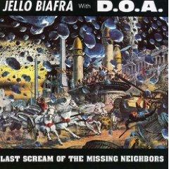 Álbum Last Scream of the Missing Neighbors