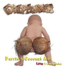 Álbum Darrin's Coconut Ass: Live