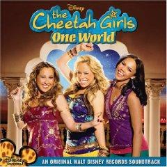 Álbum Cheetah Girls:  One World Soundtrack
