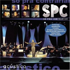 Álbum So Pra Contrariar: Acustico
