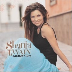 Álbum Shania Twain - Greatest Hits