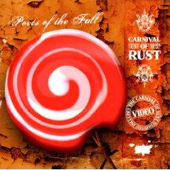 Álbum Carnival of Rust