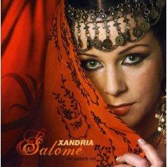Álbum Salomé: The Seventh Veil