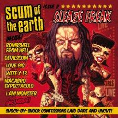 Álbum Sleaze Freak