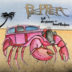 Álbum Pink Crustaceans