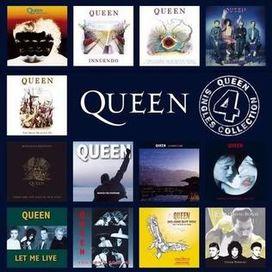 Queen Singles Collections Vol. 4