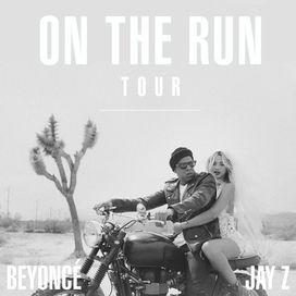On The Run Tour - Beyoncé And Jay- Z