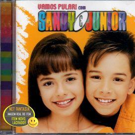 Vamos pular com Sandy e Junior