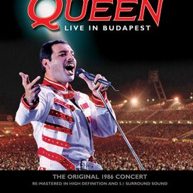 Live At Budapest