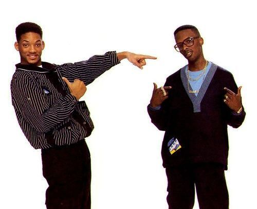 D.J. Jazzy Jeff & The Fresh Prince